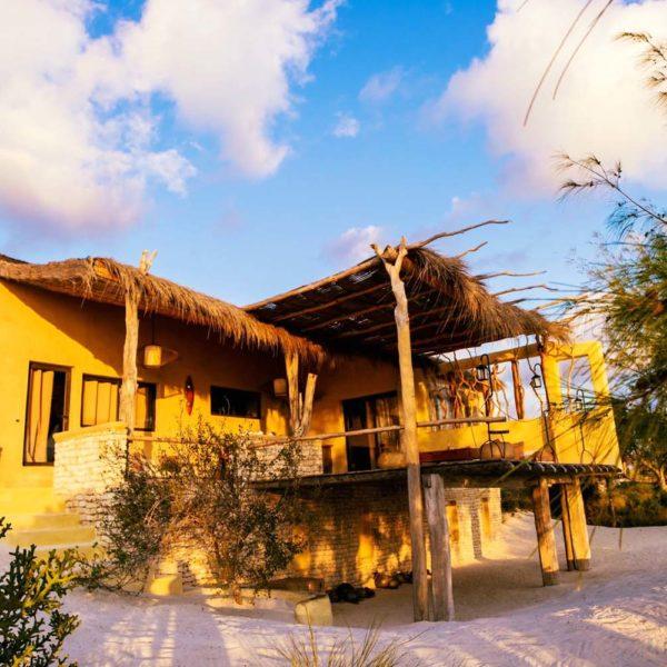 bungalow Five Senses Lodge madagascar