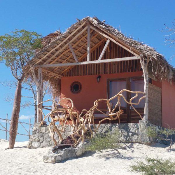 bungalow Miramano Logde madagascar