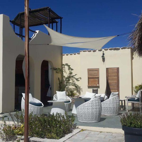 Miramano Logde bungalow madagascar