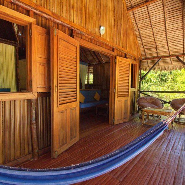 bungalow Naturalia Lodge madagascar