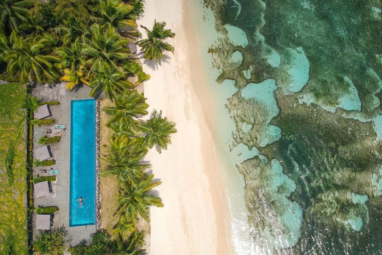 hotel isola sainte marie