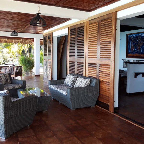 bungalow Jardin Vanille madagascar