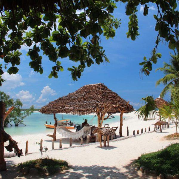 Zahir de l'Ile spiaggia madagascar