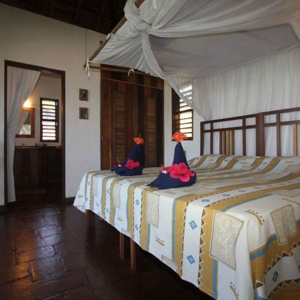 bungalow Sakatia Lodge madagascar
