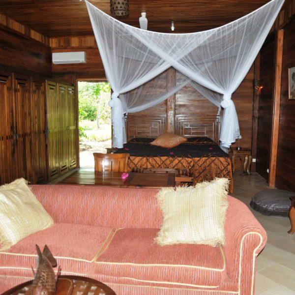 Sangany Lodge villa madagascar
