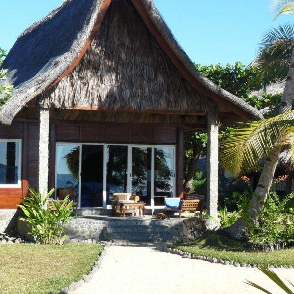 bungalow Sangany Lodge madagascar