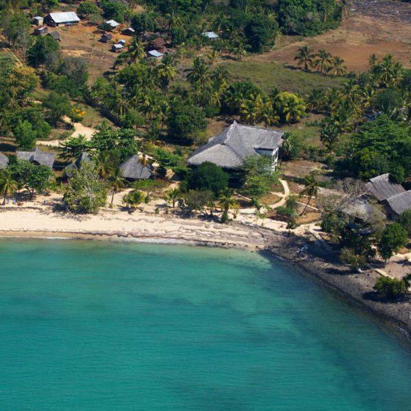 hotel Sangany Lodge madagascar