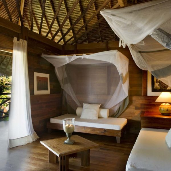 bungalow Tsara Komba Lodge madagascar