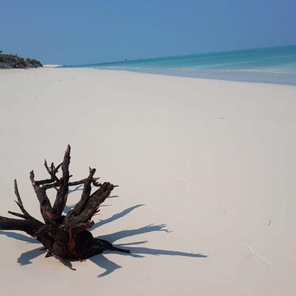 sabbia bianca ambatomilo