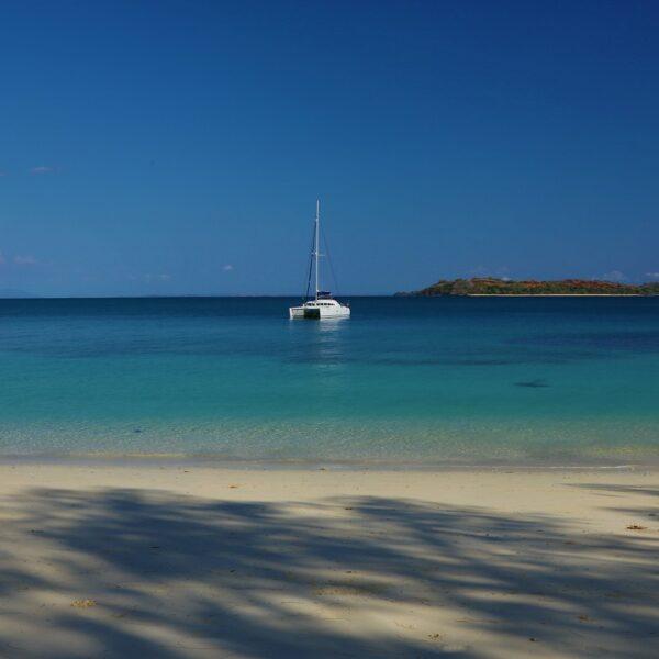 catamarano isole radama
