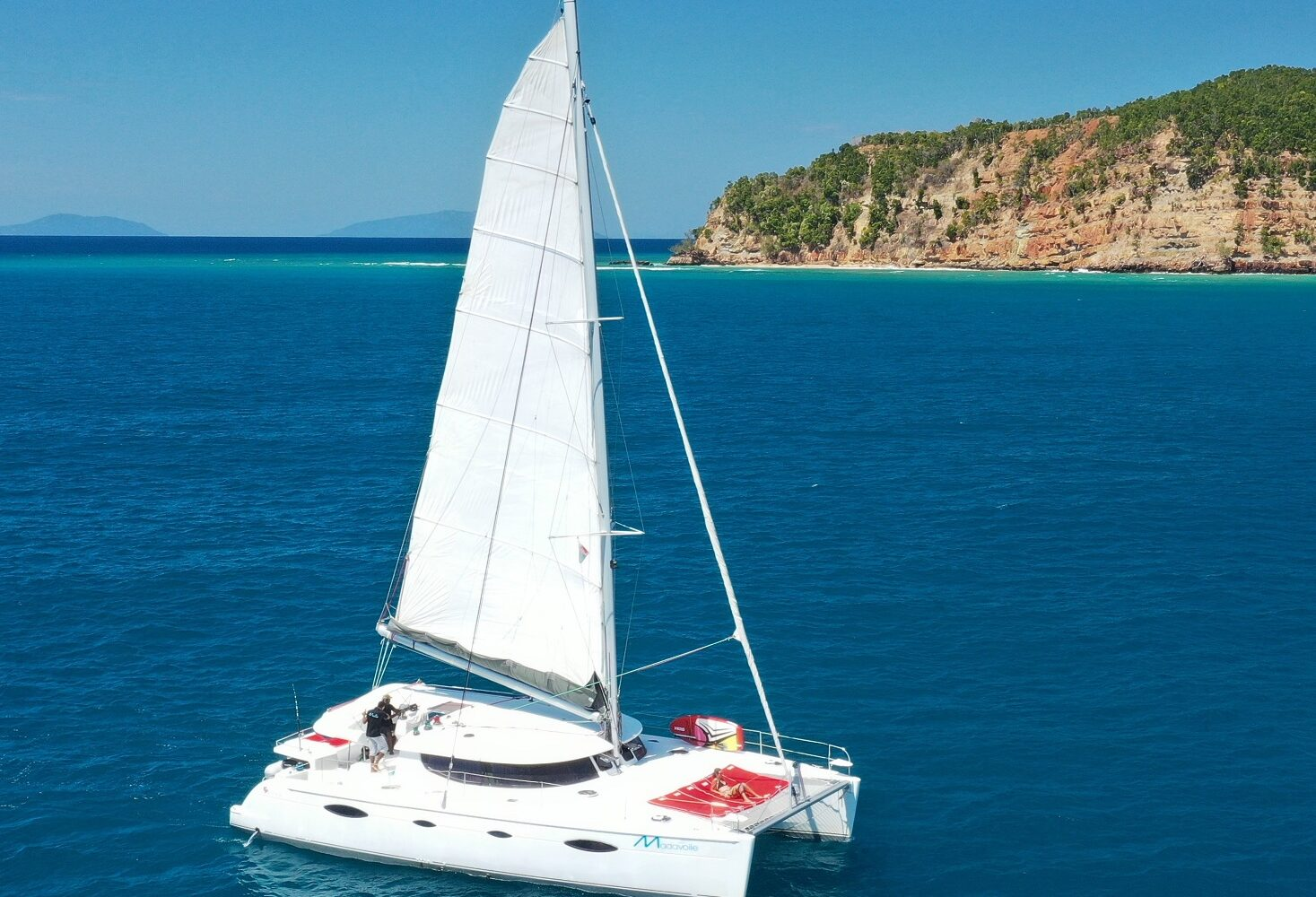 crociera in catamarano madagascar