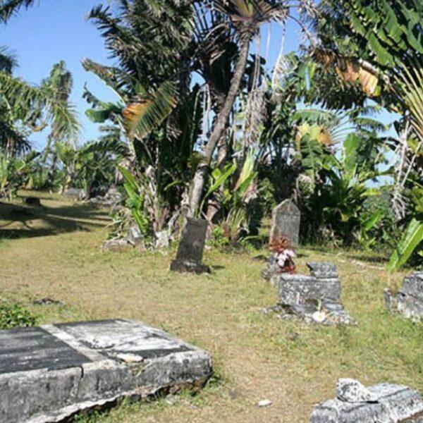 cimitero pirati sainte marie